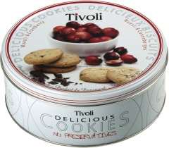 Ciastka Muesli &cranberry Tivoli