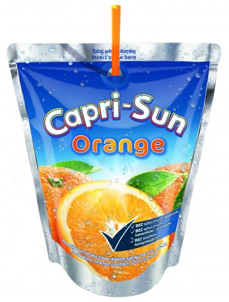 Capri-Sun Orange 10x200ml