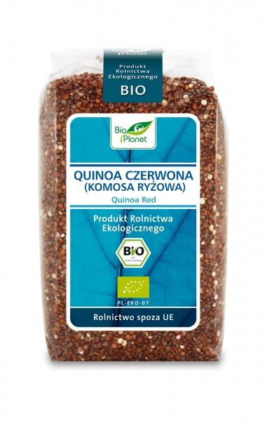 QUINOA CZERWONA (KOMOSA RYŻOWA)  250 g